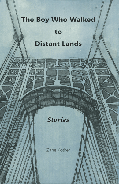 The Boy Who Walked to Distant Lands