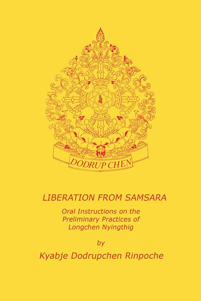 Liberation From Samsara