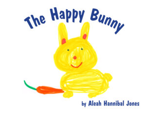 The Happy Bunny front cover