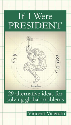 If I Were President, front cover