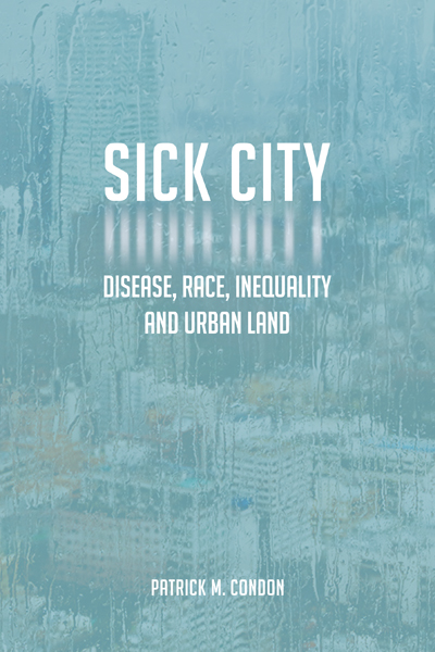 Sick City, front cover